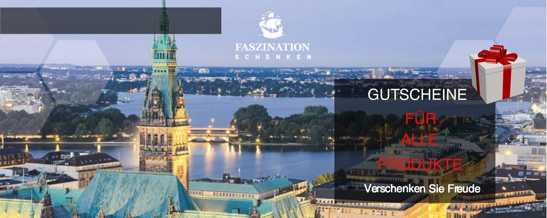Gutscheine Stadtführungen Faszination Hamburg