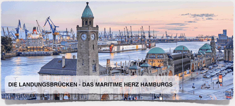 Blog Landungsbrücken Hamburg