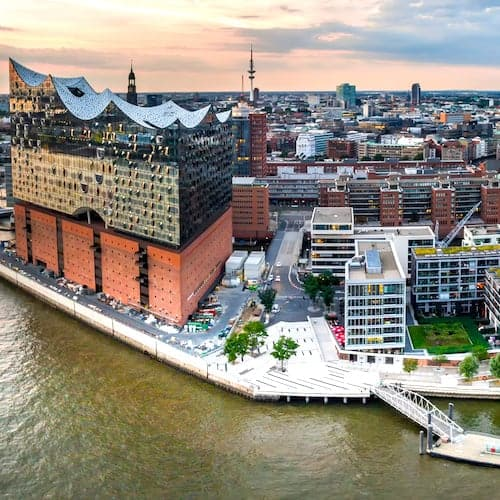 Food Tour Elbphilharmonie