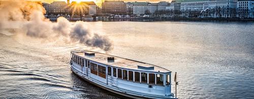 Alsterrundfahrt Hamburg Produktbild lang