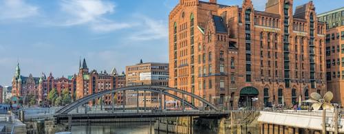XXL Hafenrundfahrt Hamburg Produktbild lang