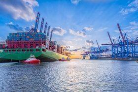 Hafenrundfahrt Hamburg Produktbild Containerterminals